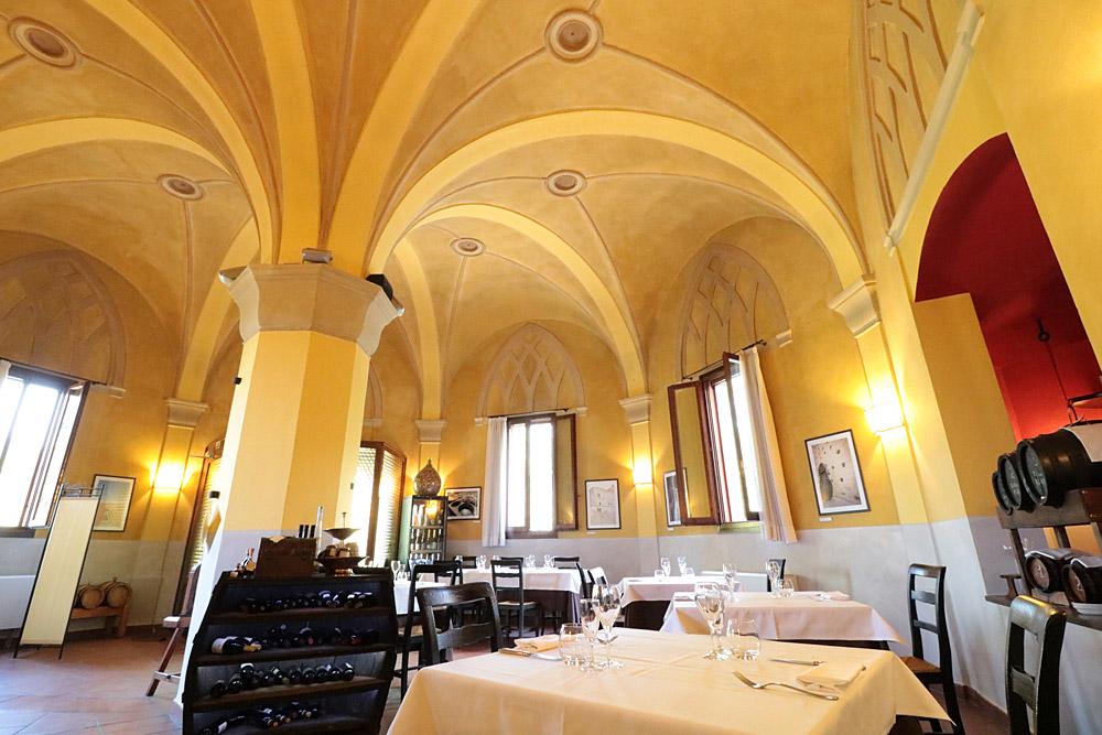 Ristorante badessa il ristorante badessa offre una for Restaurant reggio emilia